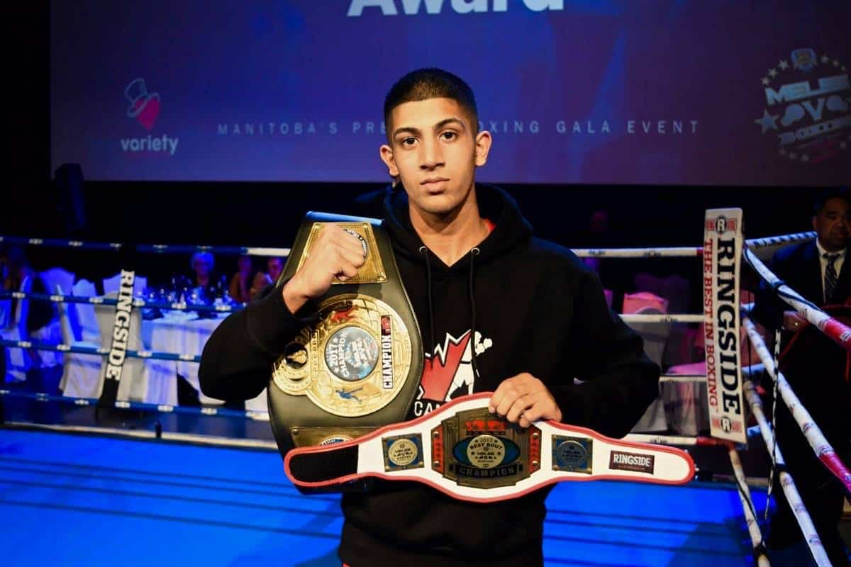 Surrey Auto Mall >> Surrey's Basran wins first belts against Team Mexico ...