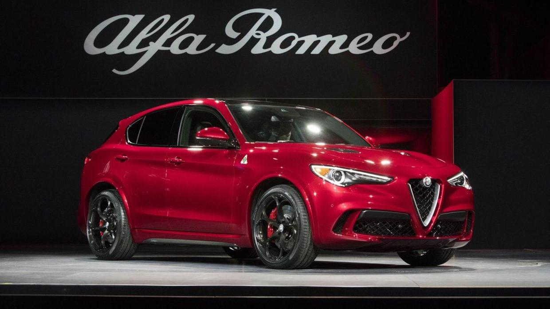 2018 Alfa Romeo Stelvio Quadrifoglio: World's Fastest