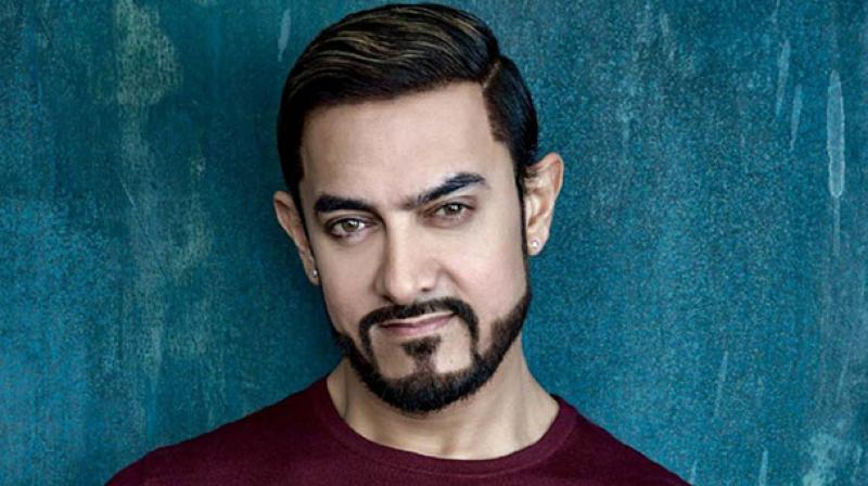 Fell in love first time when I was 10: Aamir Khan - The