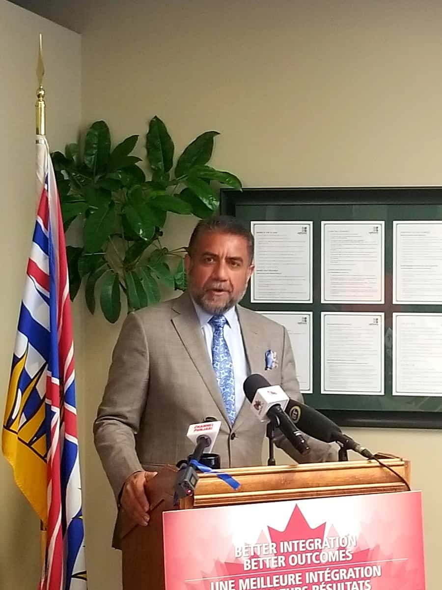Surrey Auto Mall >> Options Community Services Society selected to deliver ...