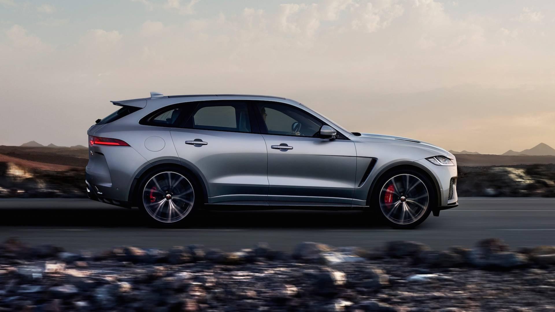 "2019 Jaguar F-Pace SVR Review: 550 Horsepower ""Magnificent beast,"" - Indo-Canadian Voice"