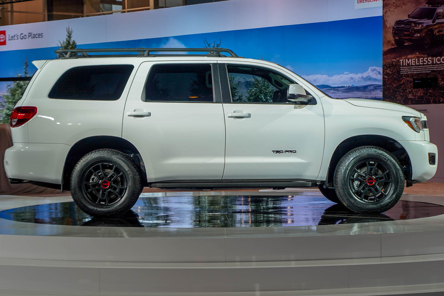 Refined Meets Rugged 2020 Toyota Sequoia Trd Pro Indo Canadian Voice