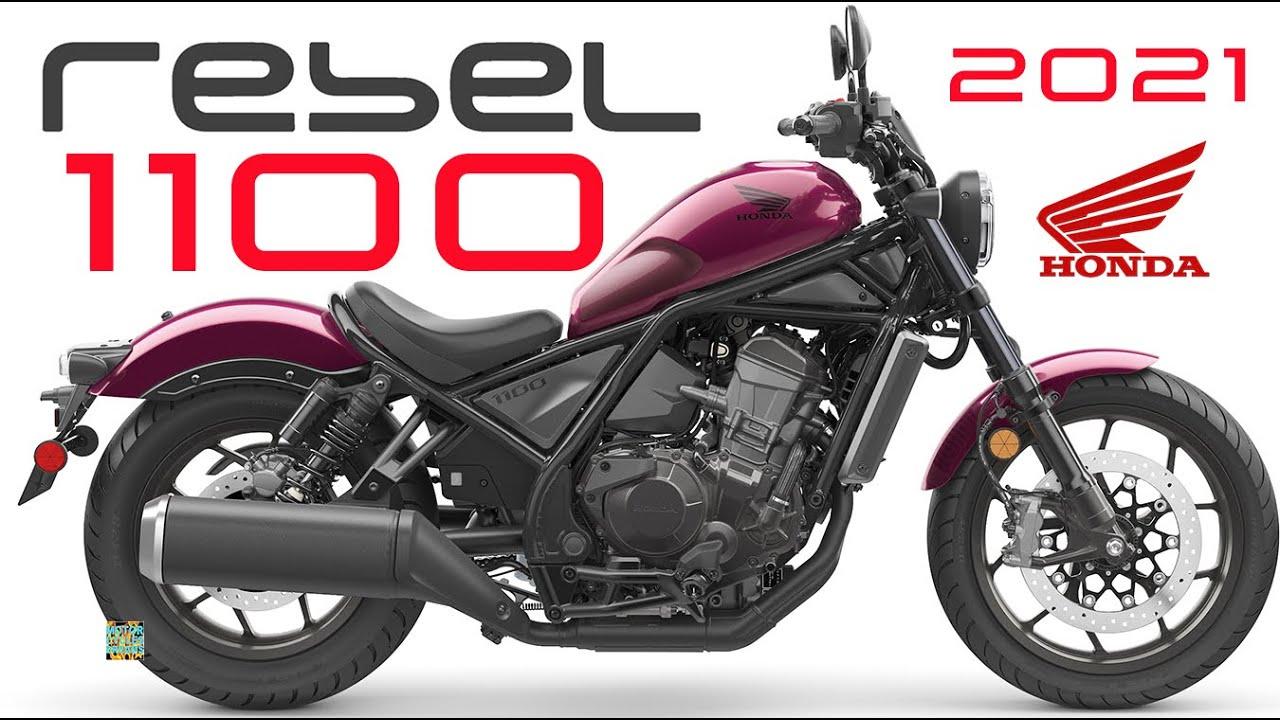 2021 Honda Rebel 1100 - Big Brother Arrives!   Indo ...